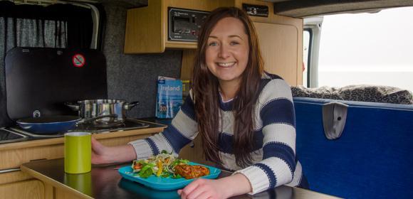 Roadie - budget campervan hire