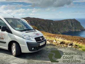 Tour Northern Ireland's Causeway Coast in a Bunk Camper