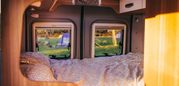 Cosy Camper with on board Heating