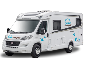 Europa – 4 Berth Luxury Motorhome Hire