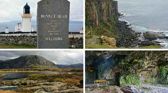 Dunnet-Head--Smoo-Cave