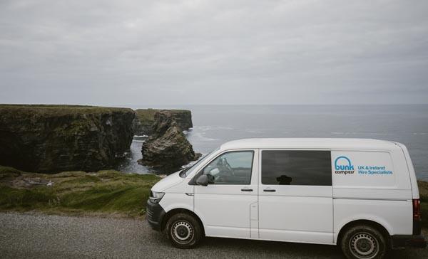 Roadie in Irland