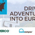 Driving Adventure into Europe