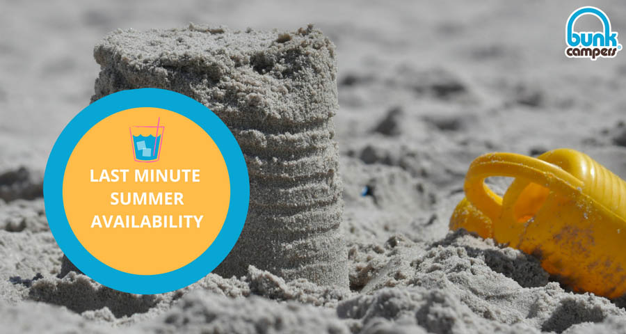Summer Availability 2018 Hero Image