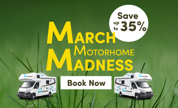 March Motorhome Madness