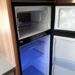 CaraHome 600DKG- Fridge