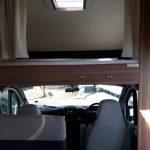 CaraHome 600DKG Overhead cab