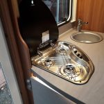 CaraHome 550MG sink & Hob