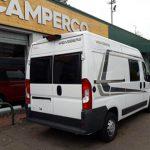 CaraBus 541MQ- Back