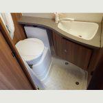 601K- Shower & Toilet