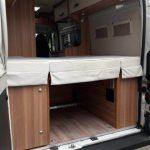 CaraBus 541MQ Bed
