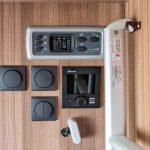 Control Panel- CaraBus 601DQ