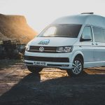 Ranger campervan for hire