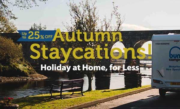 Autumn Staycation