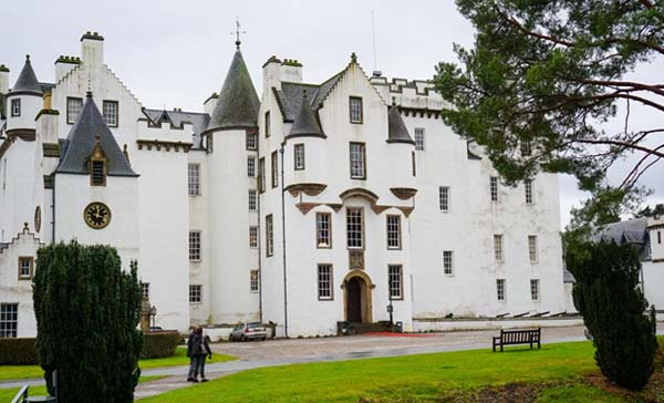 Highland to Hammocks- Castle
