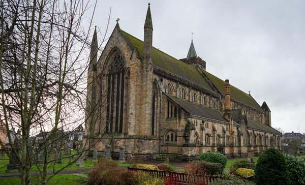 Highland to Hammocks- Churches