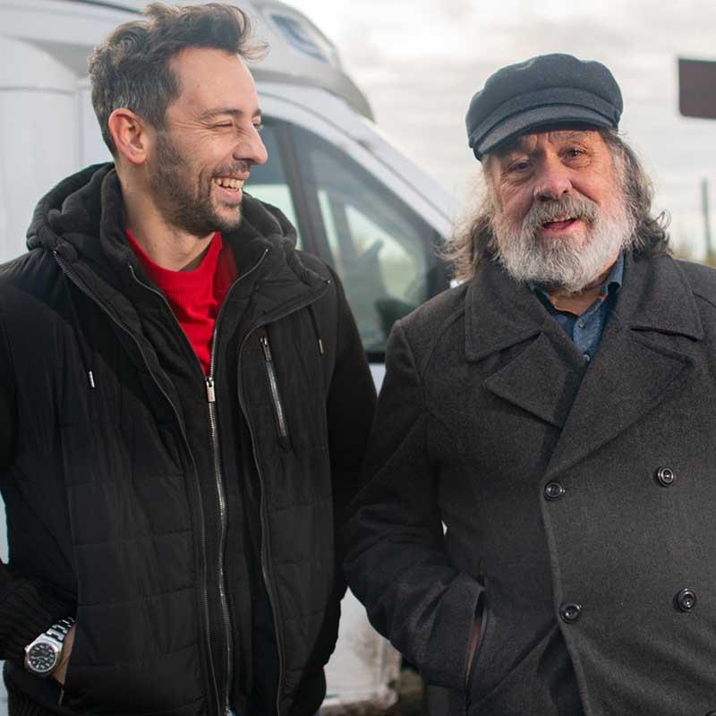 Ricky and Ralfs trip mobile