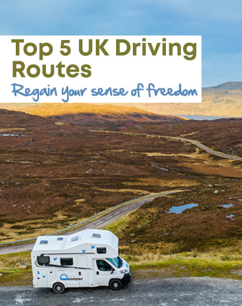 top 5 uk driving routes