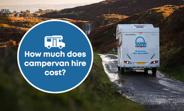 campervan hire price