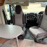 swivel seats 601MQH