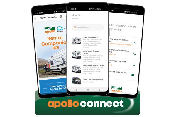 apolloconnect app