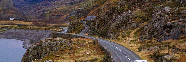 scotland campervan road trip