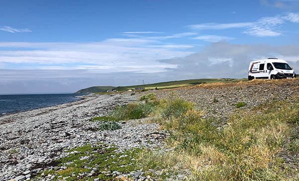 Isle of Whithorn, Whithorn and Wigtown