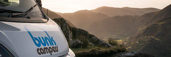 irish campervan adventure
