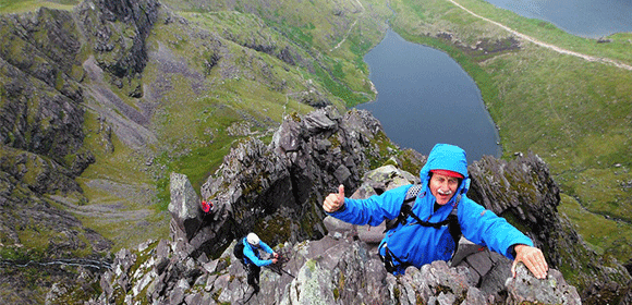 Kerry Climbing thrill-seekers at Kerry Climbing